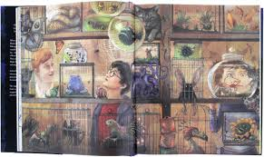 harry potter and the prisoner of azkaban illustrated j k harry potter and the prisoner of azkaban by j k rowling image