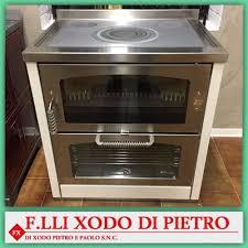 Caminetto In Ghisa Prezzi by Cucina A Legna De Manincor Domino D8 Maxi Prezzo Da Scontare