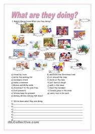 present continuous tense worksheet pdf the best and most