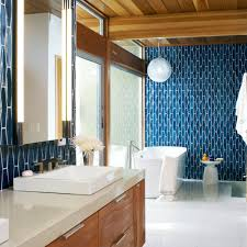 stylish bathroom renovation sunset