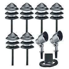 low voltage outdoor lighting kits light low voltage landscape lighting kit led sets crafts home