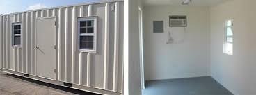 Office Storage Containers - mobile office containers for rent in texas lone star trailers