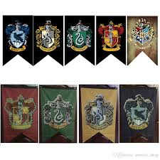 2017 75 125cm large size harry potter flags gryffindor hufflepuff