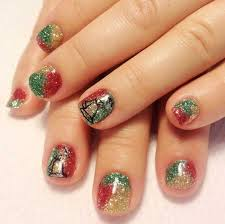 24 christmas nail designs for kids stylepics