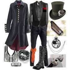 Mens Steampunk Halloween Costumes Gothic Male Google 검색 Gothic