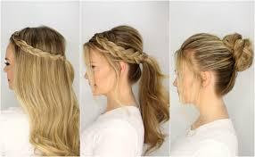 heatless hairstyles 5 harmless heatless hairstyles for summer