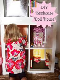 Doll House Bookcase Diy Bookcase Doll House Ikea Hack The Shopping Mamathe