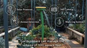 Backyard Botanical Complete Gardening System Gardenspace A Robot For Growing Your Own Food At Home By