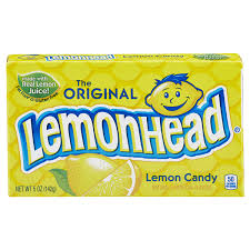 lemonhead headbands lemonhead theater box candy 5 oz meijer