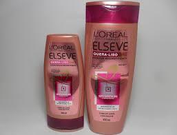 Favorito Tudo Que Meninas Gostam: Shampoo e Condicionador Elseve Quera-Liso  @XK71