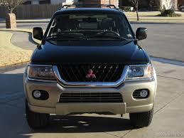 1998 mitsubishi montero sport suv specifications pictures prices
