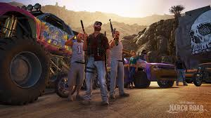 monster trucks nitro travel the narco road in ghost recon wildlands maxi geek