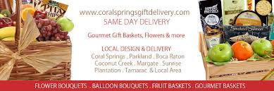 Same Day Delivery Gifts Gift Baskets By Coral Springs Gift Delivery Gourmet Food And