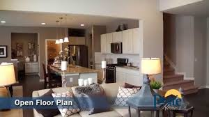 new homes by pulte homes u2013 crestwood floorplan youtube