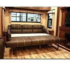 Used Rv Sleeper Sofa Used Rv Furniture Used Vinyl Knife Sleeper Sofa For Sale