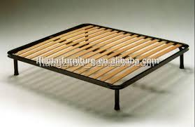steel bed slats replace your wood add strength within metal frame