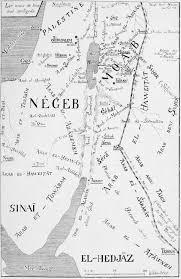 negev desert map tarabin bedouin wikiwand