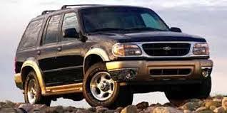 2001 ford explorer xls 2001 ford explorer values nadaguides
