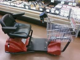 Merica Wheelchair Meme - motorized shopping cart