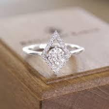 engagement rings unique diamond rings best 25 unique diamond rings ideas on