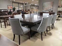 dining room sets chicago chicago 2588 92 9pc deep espresso pedestal leaf dining table set