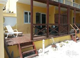Chalet Houses Savaneta Rentals For Your Vacations With Iha Direct