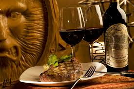 las vegas at thanksgiving eat your heart out at these las vegas steakhouses