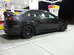 mitsubishi black cars 2008 black mitsubishi lancer evo gsr pictures mods upgrades