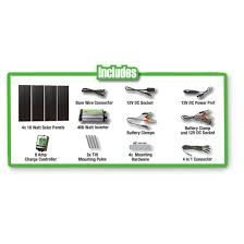 Nature Power Hanging Solar Shed Light by Nature Power 72 Watt Mini Solar Farm 219884 Solar Panels U0026 Kits