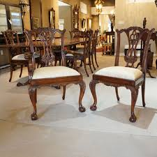 chippendale dining room set 10 best chippendale dining room chairs images on pinterest dining
