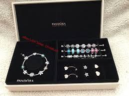 bangle bracelet box images New pandora leather jewelry box stores charm bangles bracelet jpg