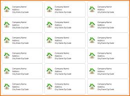 4 avery address label templates divorce document