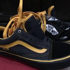 Jual Vans Zapato vans skool pro pa din musa s fashion footwear on carousell