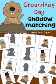68 groundhog activities kids images