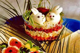 Edible Easter Table Decorations by 15 Beautiful Easter Food Decoration Ideas Edible Decorations For