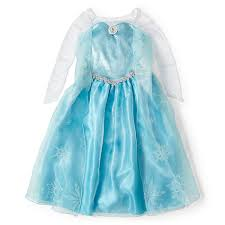 frozen costume disney collection frozen elsa costume 2 10 jcpenney
