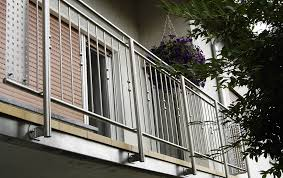 balkon edelstahlgel nder edelstahlgeländer lochblech altenglan kusel kaiserslautern
