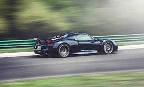 porsche night blue porsche recalls 918 spyder for faulty axle fasteners u2013 news u2013 car
