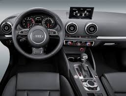 audi touchpad audi shows 2013 a3 interior at ces car and driver