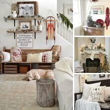 farmhouse christmas decor ideas you u0027ll fall in love with just