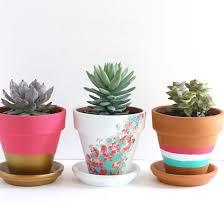 Painting Garden Pots Ideas Painted Pot Ideas Zippered Info