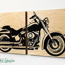 Harley Davidson Decor Wall Art Designs Good Look Harley Davidson Wall Art Harley