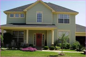 gallery of very perfect home exterior color schemes with home
