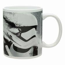 Coffee Cups Star Wars Episode 7 The Force Awakens Stromtrooper For Sale