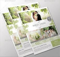 wedding flyer 25 wedding photography flyer templates free premium