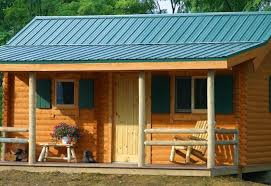 micro cabin kits log cabins structures kits small affordable conestoga log cabins