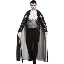 lord costume dracula vire lord horror fancy dress costume
