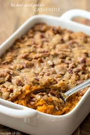 the best sweet potato casserole the recipe critic