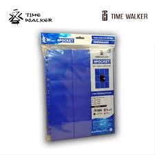 9 pocket pages 20 pages lot time walker trading card protectors colorful 20