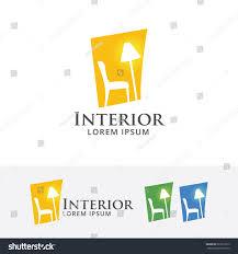 home interiors brand home interior vector logo template stock vector 622313315